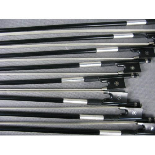 Wexford Violins Super Carbon Fiber Violin Bow , ALL SIZES