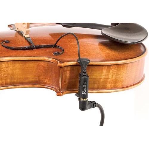 The Realist Violin Pickup