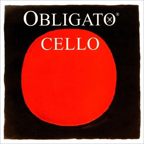 Pirastro Obligato 4/4 Cello String Set