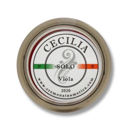 Cecilia Solo Violin Half Cake Rosin