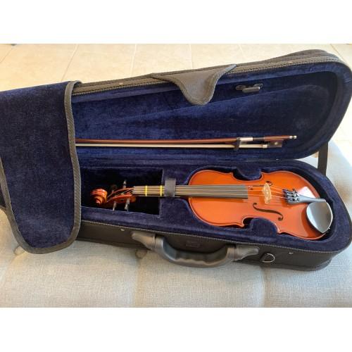 Wexford Violin Basic Student Series Model WV108 Violin Set 1/16 --3/4