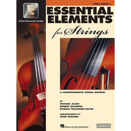 Essential Elements for Strings --Viola
