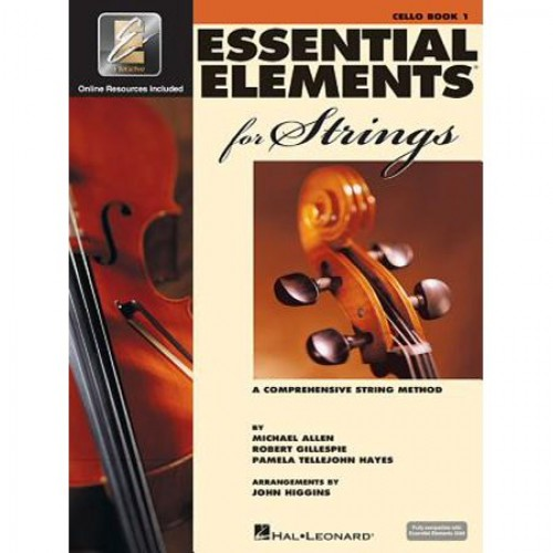 Essential Elements For Strings - Cello