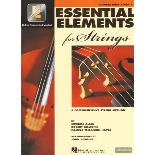 Essential Elements For String - Bass