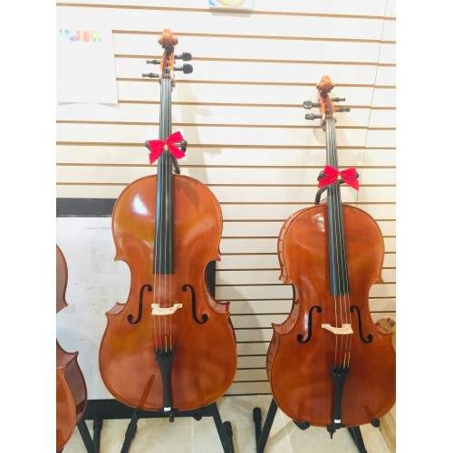 Domenico Montagnana Cello 4/4 Handmade by Prize Winning Luthiers,  come with $1000 free gift, Free world best Bam cello case