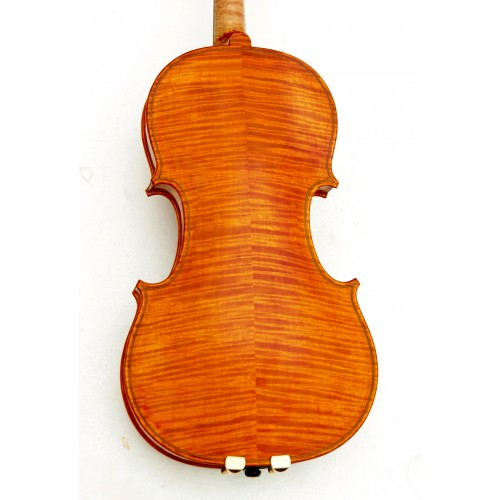 Strad Model N600 Violin Handmade by Prize Winning Luthiers with  Case, Bow, Shoulder Rest and Rosin
